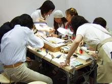 """2008日本ホビーショー""""はじめようハンドメイドのある暮らし"""""""