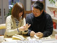 手作り指輪体験・相談会!2